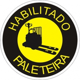 Bottom - Habilitado paleteira