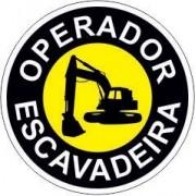 Bottom - Operador escavadeira