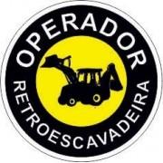 Bottom - Operador retroescavadeira