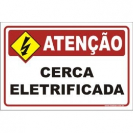 Cerca eletrificada
