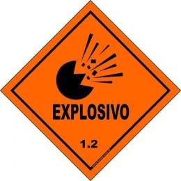 Classe 1 - Explosivo 1.2