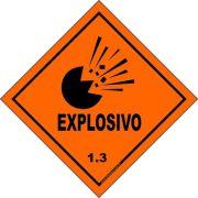 Classe 1 - Explosivo 1.3