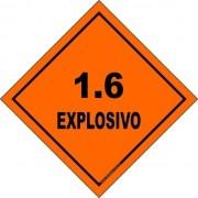 Classe 1 - Explosivo 1.6
