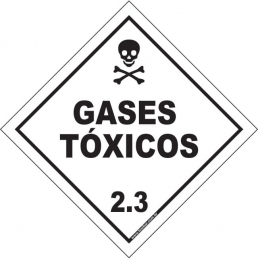 Classe 2 - Gás Tóxico 2.3