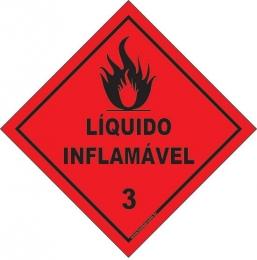 Classe 3 - Líquido inflamável 3