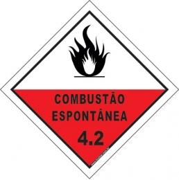 Classe 4 - Combustão Espontânea 4.2