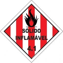 Classe 4 - Sólido Inflamável 4.1