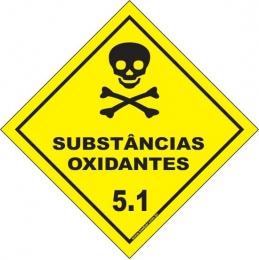 Classe 5 - Substâncias Oxidantes 5.1