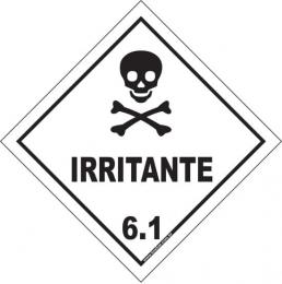 Classe 6 - Irritante 6.1