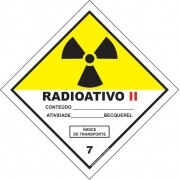 Classe 7 - Radioativo II