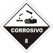 Classe 8 - Corrosivo