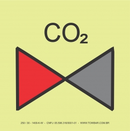 Válvula de seção de CO2 (CO2 section valve)
