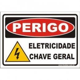 Eletricidade chave geral