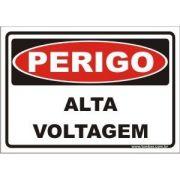 Alta voltagem