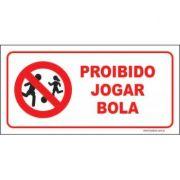 Proibido Jogar Bola