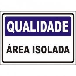 Área isolada