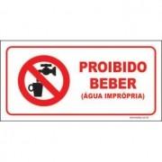 Proibido beber