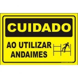Cuidado Ao Utilizar Andaimes