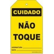 Cuidado - Não toque