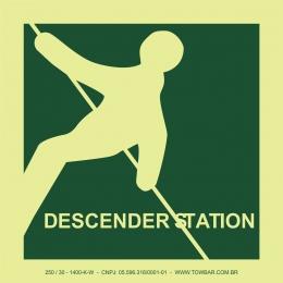 Descender Station