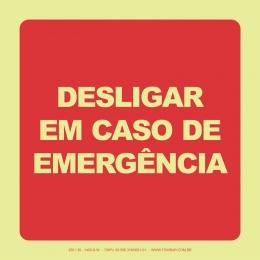Desligar em Caso de Emergência