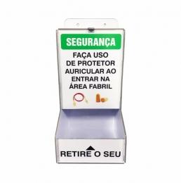 Dispenser para protetor auricular