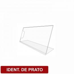 Display identificador de pratos