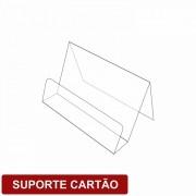 Display suporte para cartão de visitas