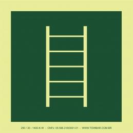 Escada de emergência (Escape ladder)