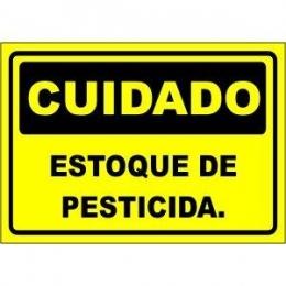 Estoque de Pesticida