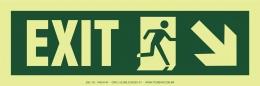 Exit Left-man Run Right-arrow Down/right