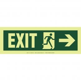 Exit Left-man Run Right-arrow Right