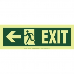 Exit Right-man Run Left-arrow Left