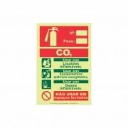 Extintor CO2
