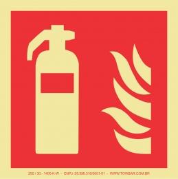 Extintor de Incêndio (Fire Extinguisher)