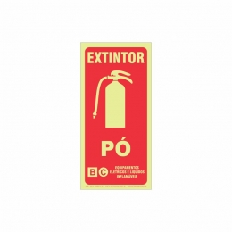 Extintor Pó BC