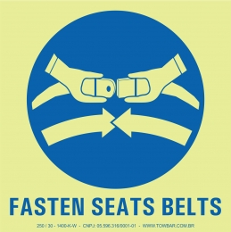Fasten Seats Belts