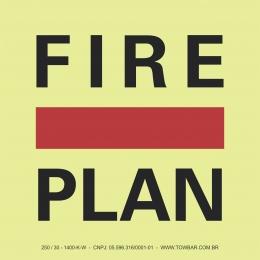 Fire Control Plan