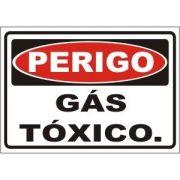 Gás tóxico
