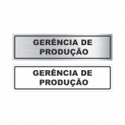 Gerência de produção