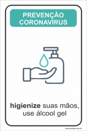 Higienize suas Mãos