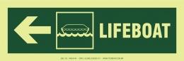 Lifeboat Side Left