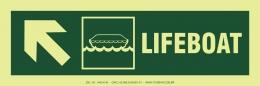 Lifeboat Side Up Left