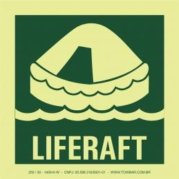 Balsa salva-vidas (Liferaft)
