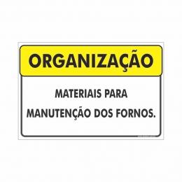Materiais para manutenção