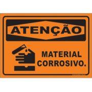 Material Corrosivo