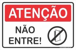 Não Entre