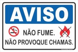 Não Fume Nem Provoque Chamas