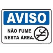 Não Fume Nesta Área