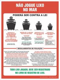 Não Jogue Lixo no Mar